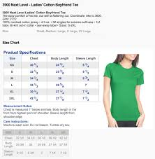 52 Hand Picked Unisex Size Chart For T Shirts