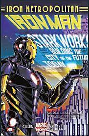 Amazon.com: Iron Man Volume 4: Iron Metropolitan (Marvel Now ...