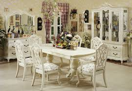 Antique White Dining Room Exterior Awesome Design Inspiration