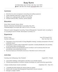 A Super Effective College Student Resume Sample And Tips - Mindsumo