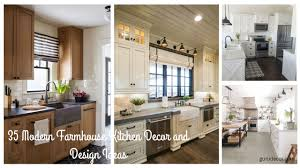 Image Ideas Farmhouse Sink Is Significant Way To Present Your Modern Kitchen Down Home Country Look Without Needing To Go Through Complete Renovation Gurudecorcom 35 Modern Farmhouse Kitchen Decor And Design Ideas Gurudecorcom