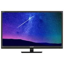 sharp flat screen tv. sharp 24 inch lc-24chf4011k hd ready led tv with freeview flat screen tv