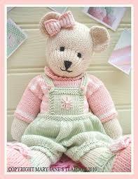 Free Knitting Patterns Toys