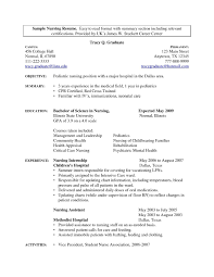 Resumes Examples For Medical Assistant Medical Assistant Objective