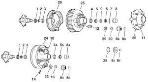 similiar trailer axle parts diagram keywords trailer brake parts diagram as well trailer axle electric brake wiring