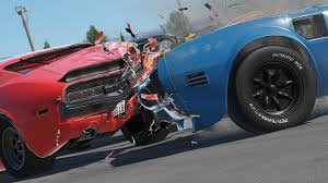 new release car games ps3Demolition Car Game Wreckfest Coming to PS4Xbox One as Dev