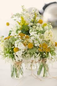 Spring Wedding Flowers And Wedding Reception Centerpieces