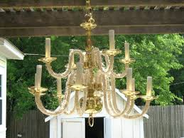 crystal candle chandelier non electric rustic kitchen lighting outdoor candelabra candle chandelier non electric wrought iron