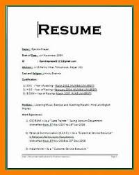 How To Format Resume 100 Images Mba Application Resume Sample