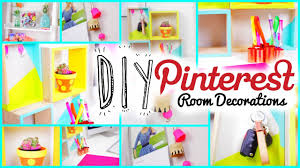diy room decorations pinterest tumblr inspired youtube
