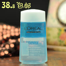 l oreal l oreal gentle eye lip makeup remover 125ml water oil separation