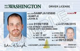 New Look Driver Washington Q13 Id Get Licenses News Fox Cards