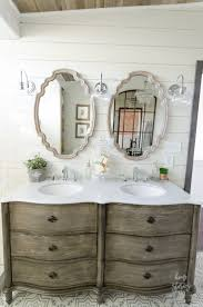 decorative bathroom mirror. Decorative Bathroom Mirrors For Charming Interior Design: Double Oval And Wall Sconces Mirror E