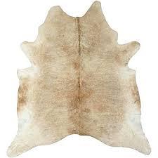 natural cowhide rug medium exotic animal skin rugs ikea hide
