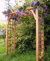 Small Picture Garden Design Arches Arbor Covered In To Ideas