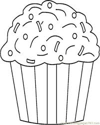 Small Picture Top Free Printable Cupcake Coloring Pages 13448 Bestofcoloringcom
