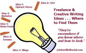 lance and creative writing ideas how to discover fresh  creative writing ideas
