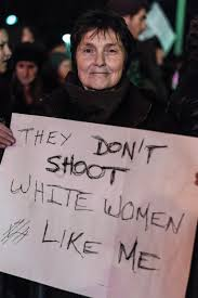 file boston protester white privilege jpg  file boston protester white privilege jpg