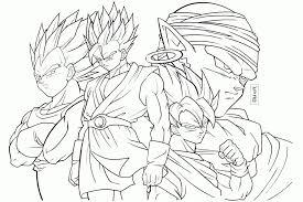 25 Het Beste Dragon Ball Z Kleurplaten Mandala Kleurplaat Voor