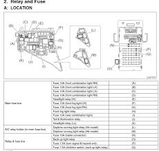 subaru outback i premium how to disable drl and full size image