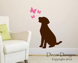 Small Picture Labrador Retriever Wall Decal by Decor Designs Decals Labrador Retr