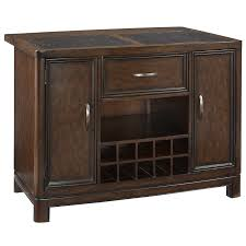 Granite Top Kitchen Home Styles Crescent Hill Kitchen Island With Granite Top