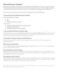 Easy Free Resume Templates Basic Resume Templates Easy Template Cv Doc