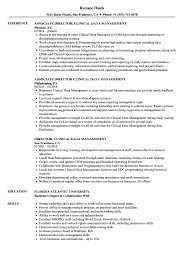 Management Resume Clinical Data Management Resume Samples Velvet Jobs 39