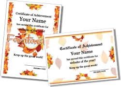 Student Of The Month Certificate Templates Certificate Templates For Teachers To Personalize And Print