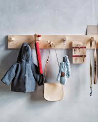 Shaker Style Coat Rack Craft Coat Hooks From Shaker Peg Rails Martha Stewart 37