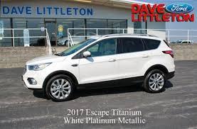 2017 ford escape white. 2017 ford escape titanium 4wd white