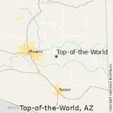 Yellowmaps prescott az topo map, 1:62500 scale, 15 x historical usgs topographic map of the prescott, arizona area prescott topographic maps. Best Places To Live In Top Of The World Arizona