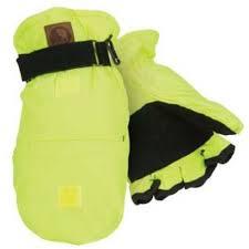 Interchangable Combo Mitten Glove To 4xb