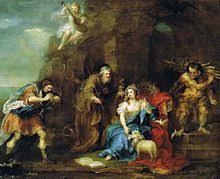 the tempest  william hogarth s painting of the tempest ca 1735