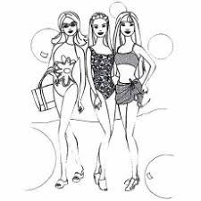 Super Cool Ideas Barbie Coloring Pages To Print Top 50 Free