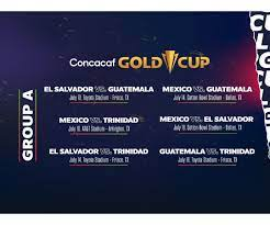 Mexico vs Guatemala (Gold Cup) (Jul 14 ...