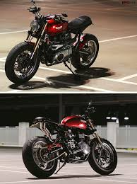 fat tires and a bad attitude we re loving this custom triumph