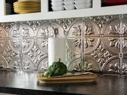 Tin Ceiling Tiles For Backsplash Exterior Interesting Design Inspiration