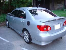 toyotarolla07 2007 Toyota Corolla Specs, Photos, Modification Info ...
