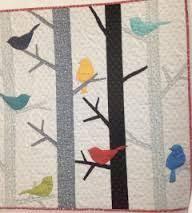 Image result for applique bird quilts   patchwork   Pinterest ... & Image result for applique bird quilts Adamdwight.com