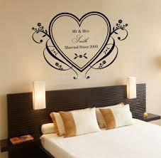 awesome and beautiful mr mrs wall decor aliexpress com customer made romance love heart personalized