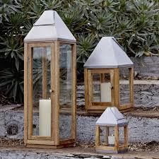 extra large outdoor lanterns astonishing extraordinary wood metal west elm home ideas 25