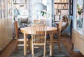 dark brown wooden four bar stool dining room sets ikea unusual pendant lighting round sets brown