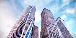 modern architecture skyscrapers. Modern Architecture Building Skyscrapers E
