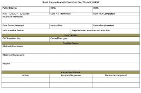Root Cause Corrective Action Template Apenglish Info