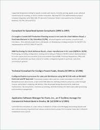 Example Of Resume For Waitress Custom Server Resume Examples Awesome 44 Elegant Waitress Responsibilities