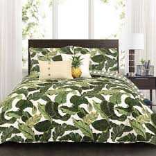image of tropical quilts sets
