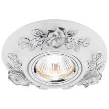 Встраиваемый <b>светильник Ambrella light</b> Desing D5503 W/CH ...