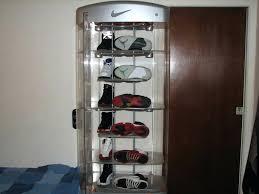 glass shoe case shoe display in brand talk forum glass sneaker case case large size ikea glass shoe case