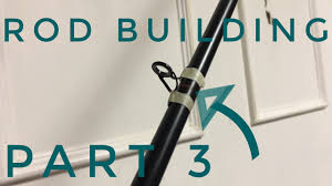 Guide Spacing Chart Saltwater Rods Build The Perfect Fishing Rod Part 3 Rod Tip And Guide Spacing